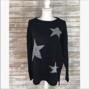 Anthropologie Lili's Closet Starland Sweater